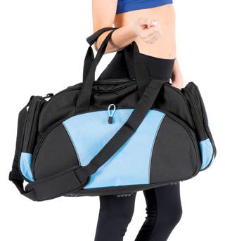 Two Tone Duffle Dance Bag - Style No BG91x