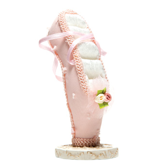 Pointe Shoe Ring Holder - Style No BHG003