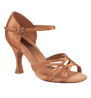 "Ladies ""Katusha"" 3"" Latin/Rhythm Ballroom Shoe - Style No BR138"