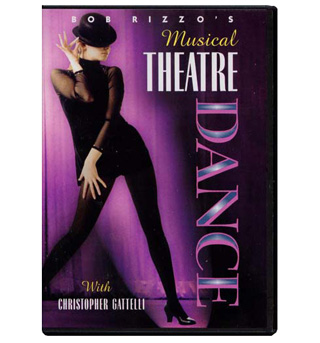 Musical Theatre Dance DVD - Style No BR41DVD
