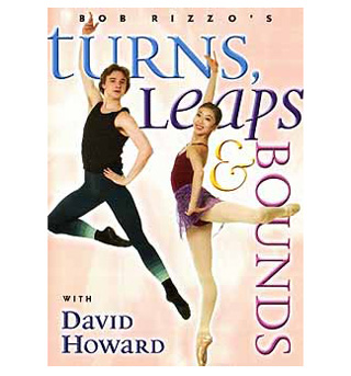 Bob Rizzo's Turns, Leaps & Bounds DVD - Style No BRRBP57DVD