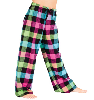 Child Flannel Pants - Style No BY19x