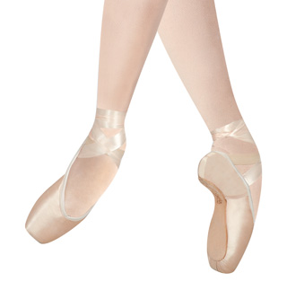 Adult Studio Pointe Shoes #7.5 Shank - Style No C1122
