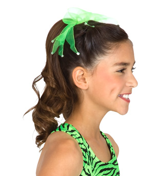 Hair Ribbon Scrunchie - Style No C26523N