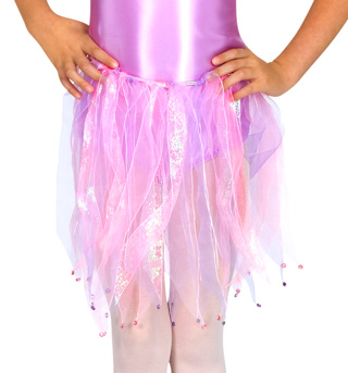 Ribbon Tutu with Scrunchie - Style No C26699SLX2x