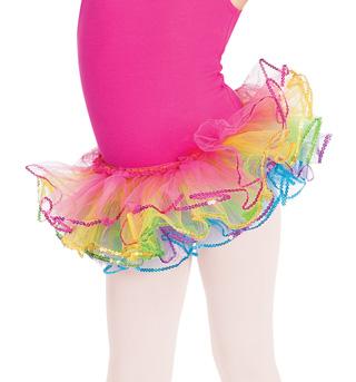 Toddler Rainbow Tutu - Style No C28188S