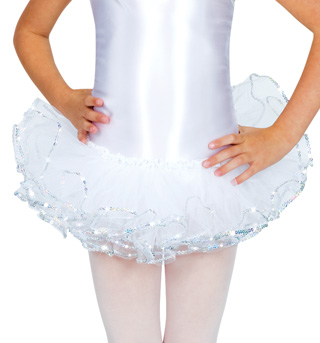 Toddler Sequin Tutu - Style No C28222Sx