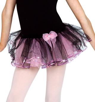 Glitter & Sequin Tutu - Style No C28274
