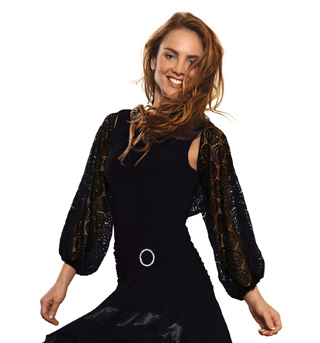 Ladies Shoulder Shrug Cover Up - Style No C401