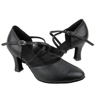 Ladies Standard/Smooth-C Series Ballroom Shoes - Style No C9691