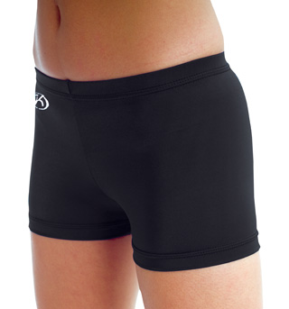 Adult Nylon Cheer Shorts  - Style No CB507