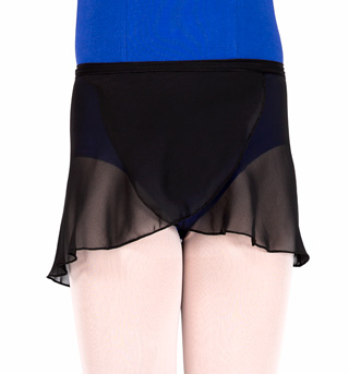 Girls Chiffon Wrap Skirt - Style No CC130C