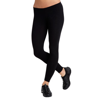 Adult Low Rise Ankle Leggings - Style No CC751x