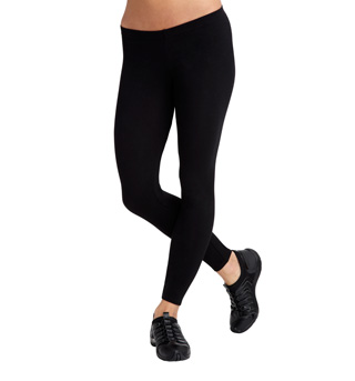 Child Low Rise Ankle Leggings - Style No CC751C