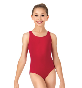 Child and Toddler Basic Tank Leotard - Style No CL5405