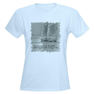 Women Journey T-Shirt - Style No CP259