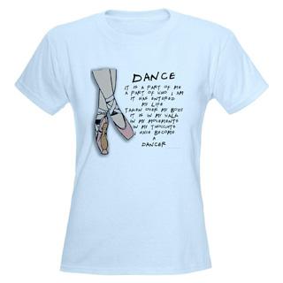 Women Dance T-Shirt - Style No CP598
