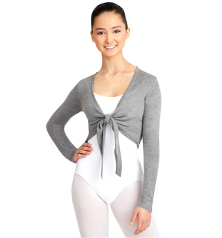 Adult Classic Knits Tie Front Sweater - Style No CS300