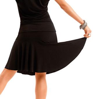 Adult Asymmetrical Skirt - Style No D387