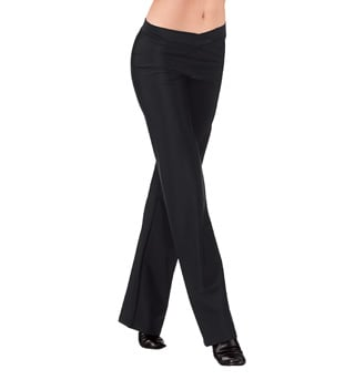 Adult V-Front Boot Cut Pants - Style No D5107