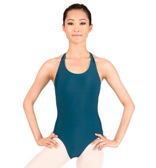 Adult Halter Dance Leotard - Style No D5108