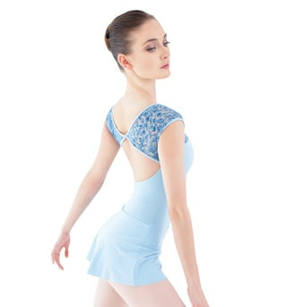 Adult Cap Sleeve Leotard - Style No DA1252M