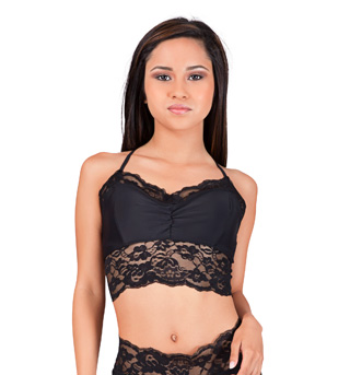 Adult Lace Camisole Bra Top - Style No DA50910