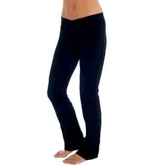 Adult V-Waist Bootcut Dance Pant - Style No DB503