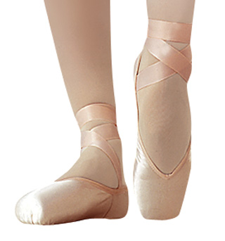 Dolce Draw Pointe Shoe - Style No DDx