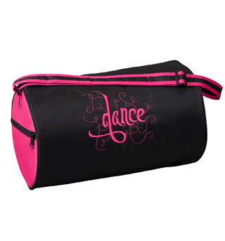 Dance Scribble Duffle Bag - Style No DSC01