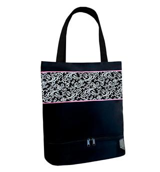 Damask Pattern Tote Bag - Style No DSK02B