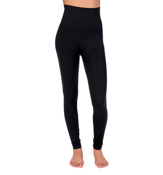 Adult High Waist Ankle Leggings - Style No F903
