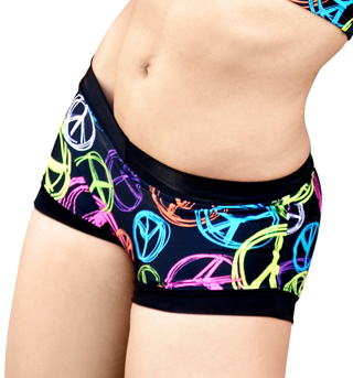 Adult Peace Short - Style No FD0113