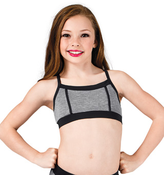 Girls Racerback Camisole Bra Top - Style No FD0204C