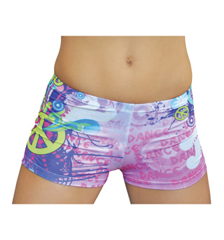 Child Sublimated Short - Style No FD098C