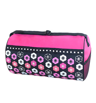 Flower Power Duffle Bag - Style No FLP02B