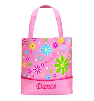 Flower Power Tote - Style No FLP03