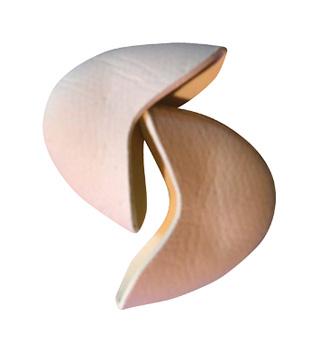 Foam Rubber Toe Pillows - Style No FRTP