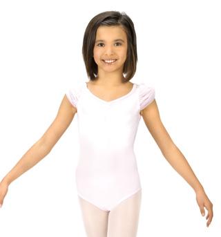 Child Twist Sleeve Leotard - Style No FS6316C