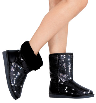 Sequin Boot - Style No GLITZYx