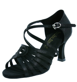 Ladies Latin/Rhythm Ballroom Shoe - Style No GO964