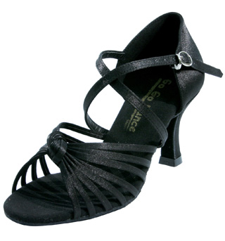 Ladies Latin/Rhythm Ballroom Shoe - Style No GO968