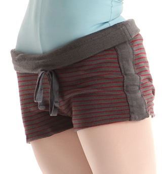 Adult Delicate Balance Organic Short with Drawstring - Style No HCO201
