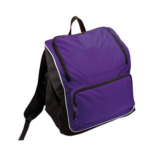 Dance Backpack with Shoe Pocket - Style No HOL229413