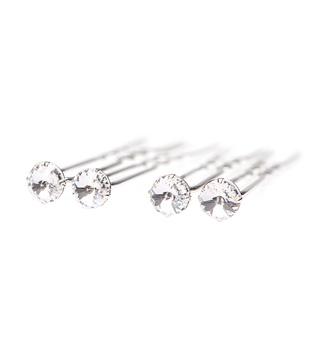 Rhinestone Hair Pins - Style No HPS8S