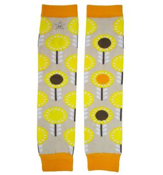 Soroya Sunflower Legwarmers - Style No HUG19