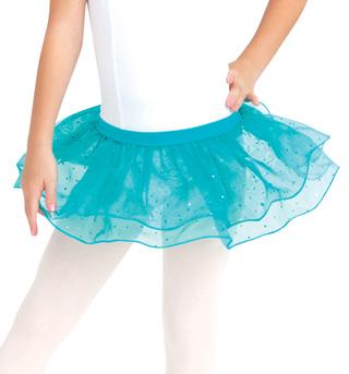 Child Wire Hem Skirt - Style No IM222C