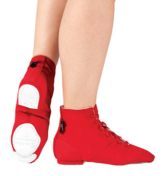 Adult Canvas Dance Boots - Style No JB3
