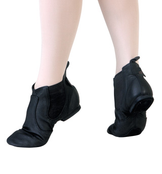 Adult Lido Slip-On Jazz Boot - Style No JB5L
