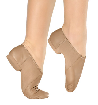 Adult Split Sole Slip On Jazz Shoes - Style No JZ45